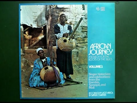 African Journey  A Search For The Roots Of The Blues  Vol 1 1974