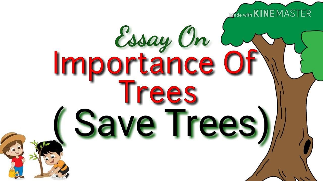 Essay tree