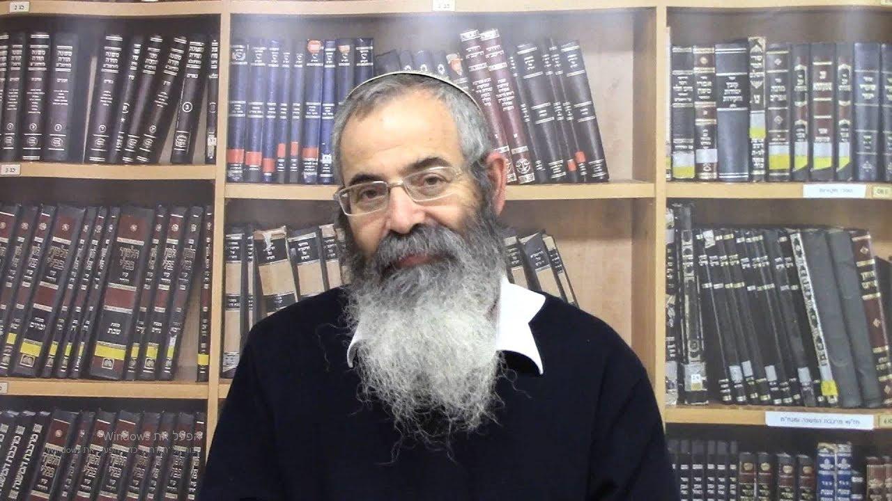 """הרב אלישע וישליצקי זצ""""ל - התייחסות ליום פטירתו - הרב יהודה מלמד"""