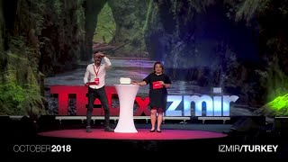 Kapat: Akıllı Telefonuna Bağımlı Olma | Mehmet Şakiroğlu & Cansel Poyraz Akyol | TEDxIzmir