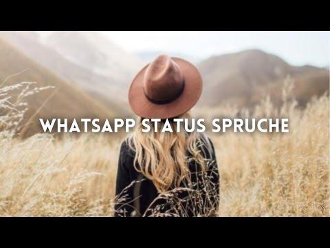 Sprüche für deinen Whatsapp Status #3