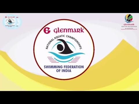 71st Glenmark Senior National Aquatic Championships