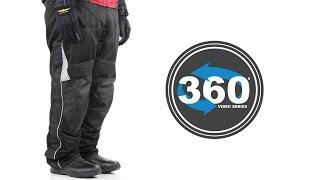 Tour Master Venture Air Pants I 360º Video Series I Goldwing Parts & Accessories I WingStuff.com