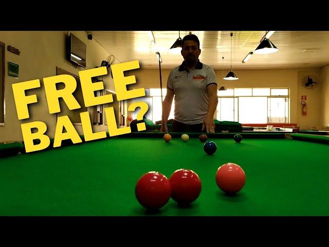 Regra inglesa - FREE BALL - Coisas interessantes e importantes que você precisa saber