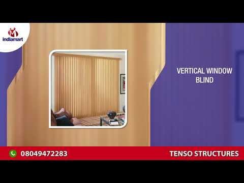 Vertical Blinds & Designer Awnings Manufacturer