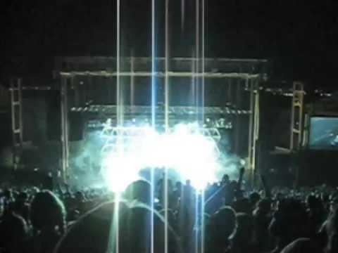 Daft Punk Red Rocks Amphitheater 2007