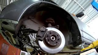 Замена коробки передач на Лада Приора 2013 года LADA Priora  2 часть