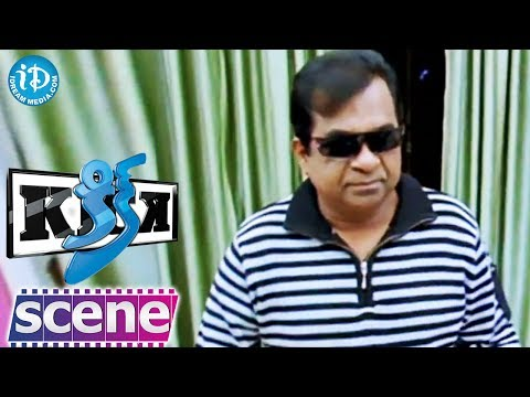 Brahmanandam Nice Funny Comedy Scene - Kick Movie Travel Video