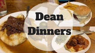 What's For Dinner || DEAN DINNERS || Instant Pot!
