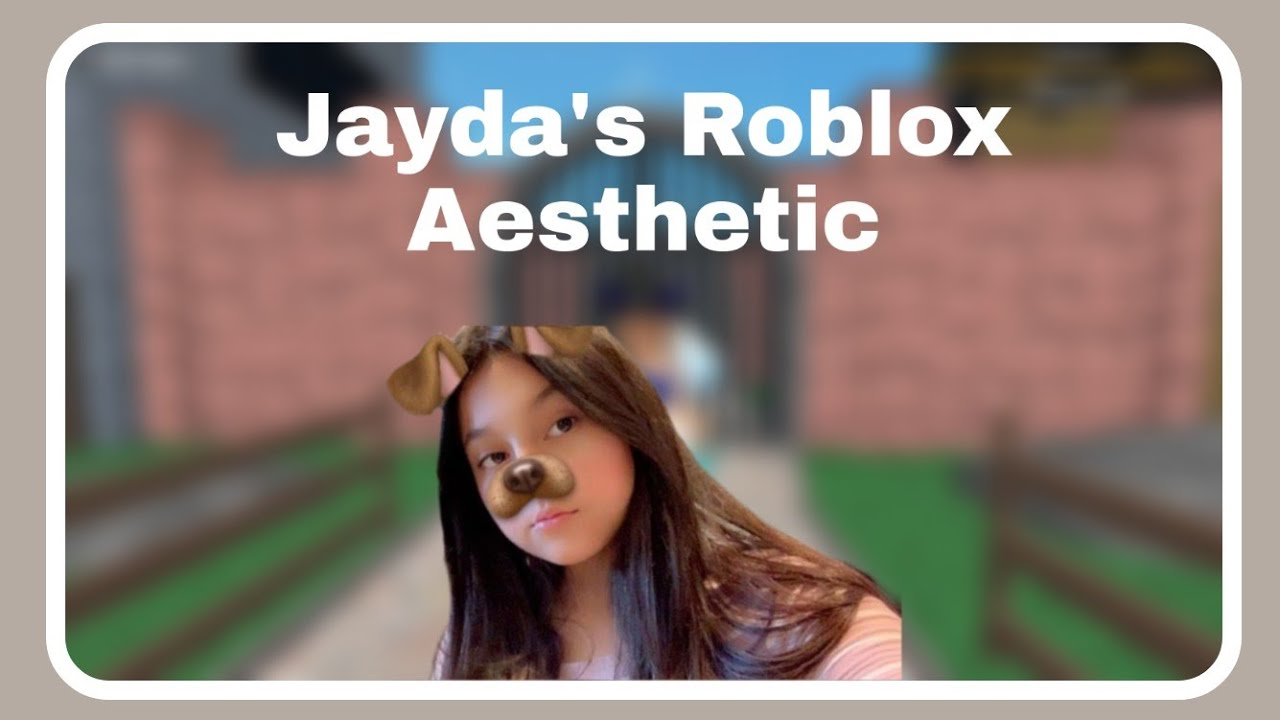 0Megle how to become jayda on roblox/jayda's roblox aesthetic - youtube