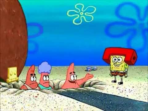 Spongebob says Hi