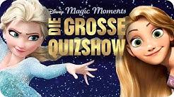 DISNEY QUIZ: Teste dein Disney-Wissen! | Disney Magic Moments - Die große Quizshow