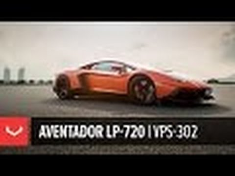Lamborghini Aventador LP-720 | Shenzhen City, China | Vossen VPS-302