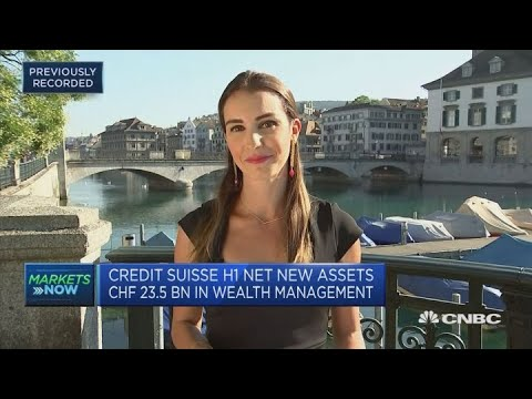 Share price hit by short-term costs, fines: Credit Suisse CEO | Squawk Box Europe