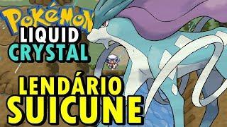 Pokemon Liquid Crystal (Detonado - Parte 15) - Clear Bell e Capturando o Suicune