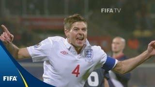 Green blunder undoes Gerrard strike