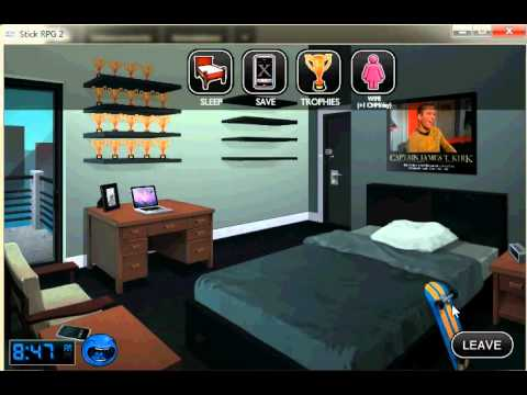 Stick Rpg 2 My Houses Youtube