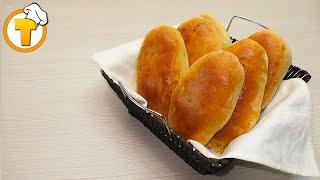 Пирожки с картошкой. Пошаговый рецепт.