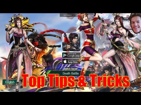 Dynasty Legends - Top Tips & Tricks