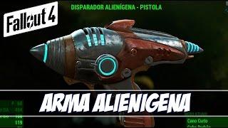 Fallout 4 - Dicas #7 - Arma Alienígena e easter egg localização