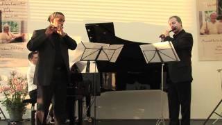 Fluttering Birds for Two Piccolos, Op. 31 by Jean Gennin