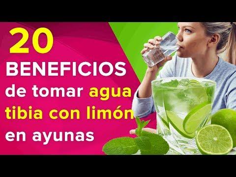 20 beneficios de beber agua tibia con limón en ayunas
