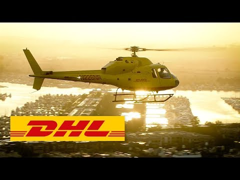 DHL Service Center Ontario: Southern California Goes Global