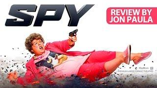 Spy (2015 film) -- Movie Review #JPMN