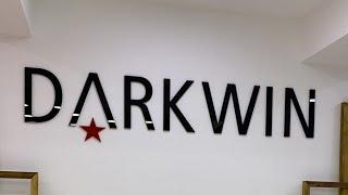 1 07 2021 1 часть показ женской одежды больших размеров DARKWIN от DARKMEN Турция Стамбул Опт