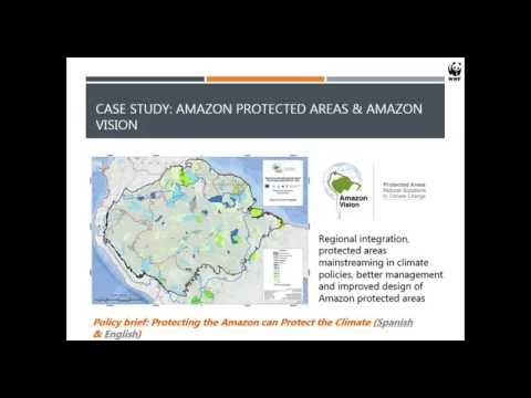 Learning Session 37: The link between protected areas and climate change