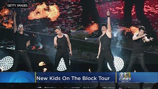 New Kids On The Block Announce 'Mixtape Tour' With Salt-N-Pepa, Tiffany And More Video