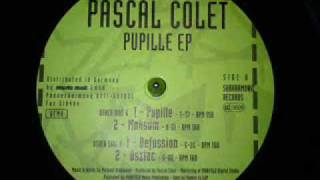 Pascal Colet - Pupille Trance Classic Acid Track 1995