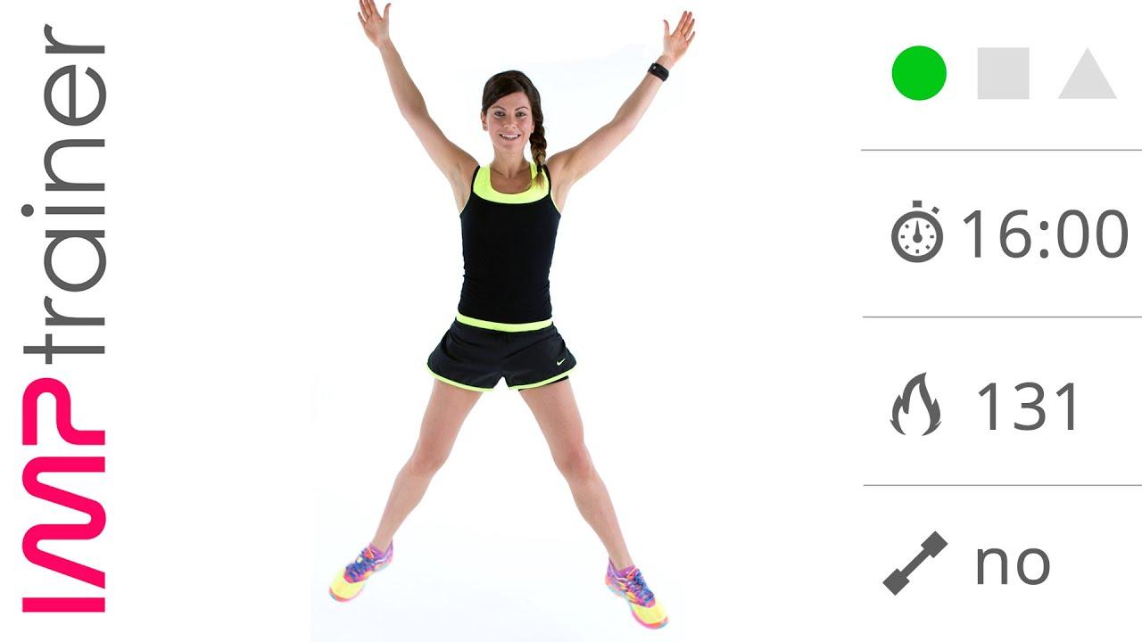 fare i jump jack aiuta a perdere peso