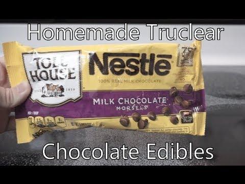 Truclear Chocolate Edibles - Homemade Florida Medical Marijuana Tutorial