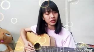[Cover guitar] Đừng tin em mạnh mẽ - jangmi