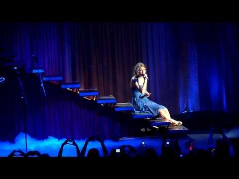 Taylor Swift - Dear John - Live in Oslo, Norway 03/09/11 HD
