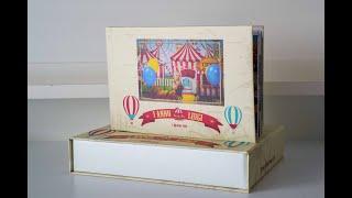 Smach Cake e Primo Compleanno di Luigi