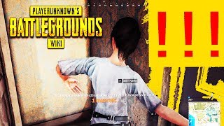 MI PRIMERITO GAMEPLAY PLAYERUNKNOWN'S BATTLEGROUND 1080P MANGELROGEL