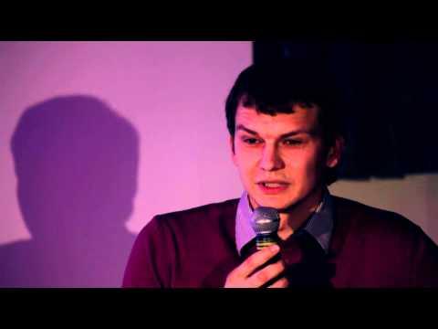 "TEDxNovosibirsk - Oleg Zenkov - ""On the effect of confetti"""