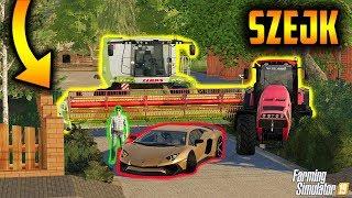 👑 Gość ze Wschodu ❗️ Wielkie Maszyny we Wsi ⚡️ Rolnicy Mechanicy ⭐️ Farming Simulator 19 🚜
