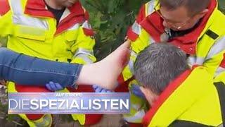 Fußballspiel artet aus: Nils (12) Fuß ist explodiert! | Die Spezialisten | SAT.1 TV