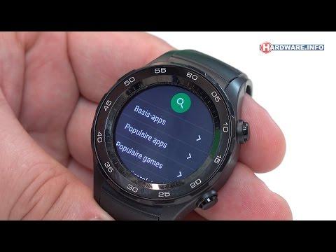 Huawei Watch 2 smartwatch review - Hardware.Info TV (4K UHD)