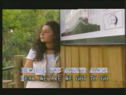 Own Of A Lonely Heart- Yes(mtv girl){Karaoke}