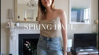 High Street Haul | ft. Topshop, Weekday, & Other Stories