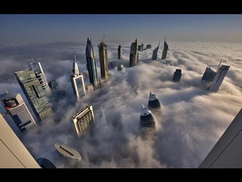 Edificios En Las Nubes Dubai Youtube