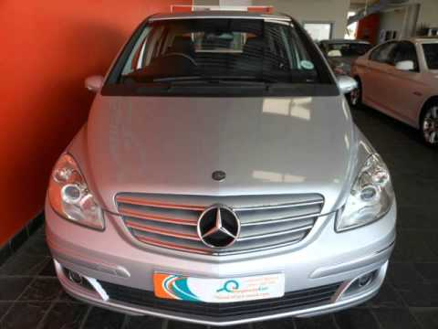 2006 mercedes benz b class b200 turbo auto for sale on for Mercedes benz south africa
