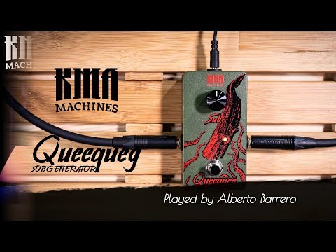 KMA Audio Machines QUEEQUEG - Demo By Alberto Barrero