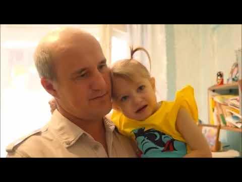 Трехлетней Яне Лейман с врожденным пороком сердца требуется помощь