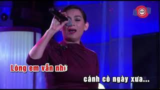 Con Cò Trắng (Karaoke) - Phi Nhung