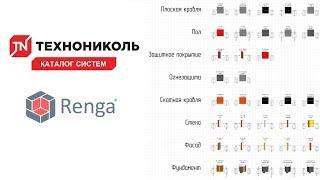 Каталог систем ТехноНИКОЛЬ Renga